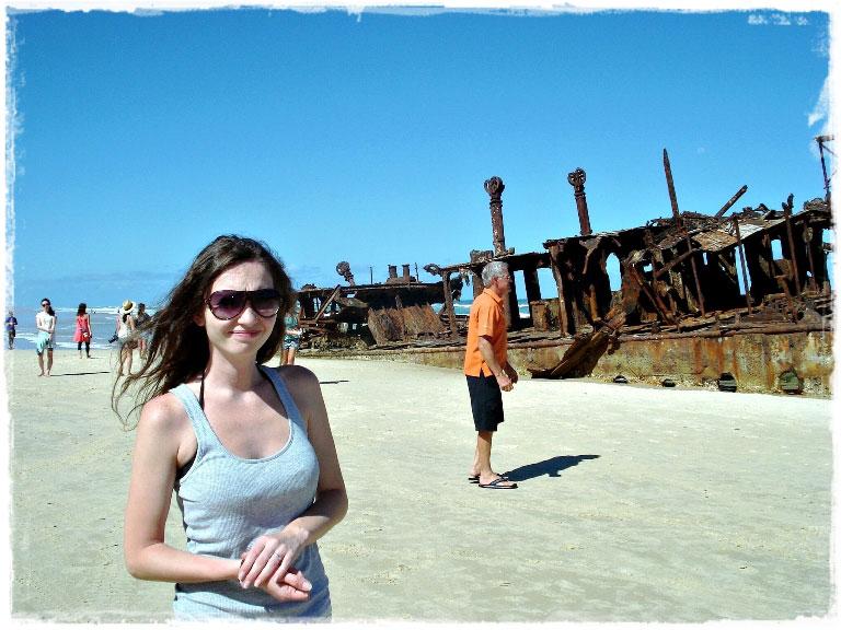 Австралия. Fraser island - самый большой песчаный остров в мире