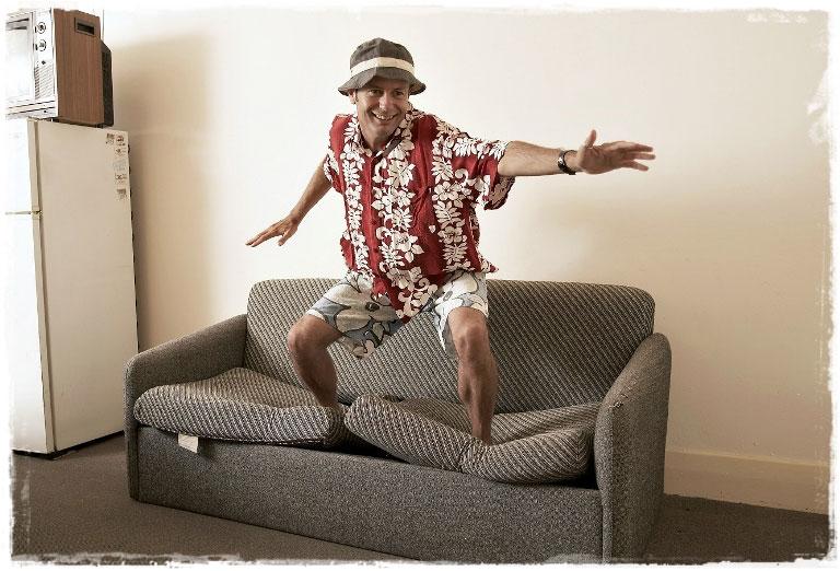 Что такое Couch Serfing