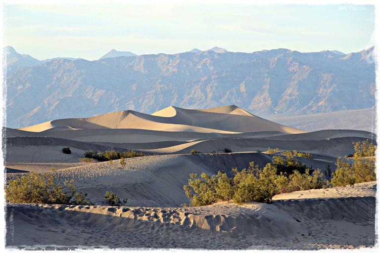 Долина смерти или «не так страшен чёрт...»