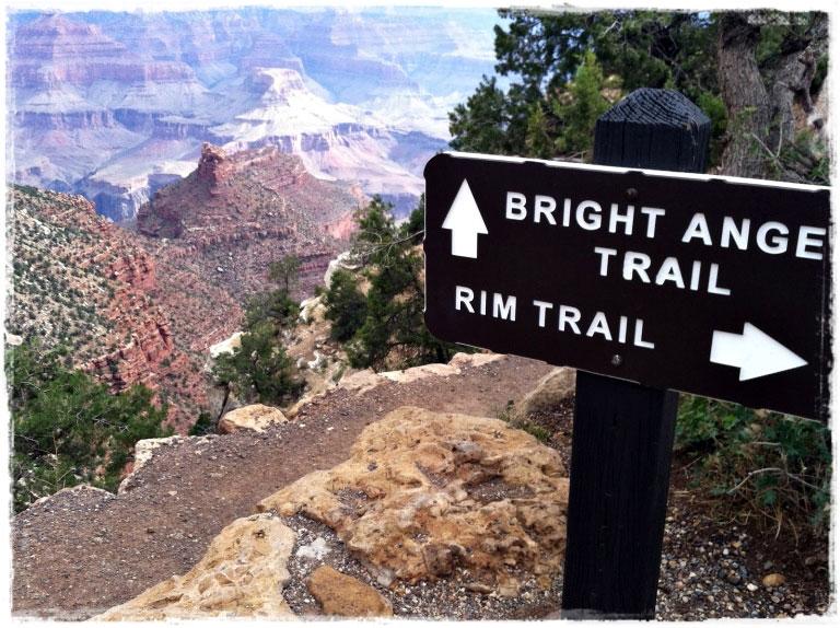 Grand Canyon, повторение - мать учения