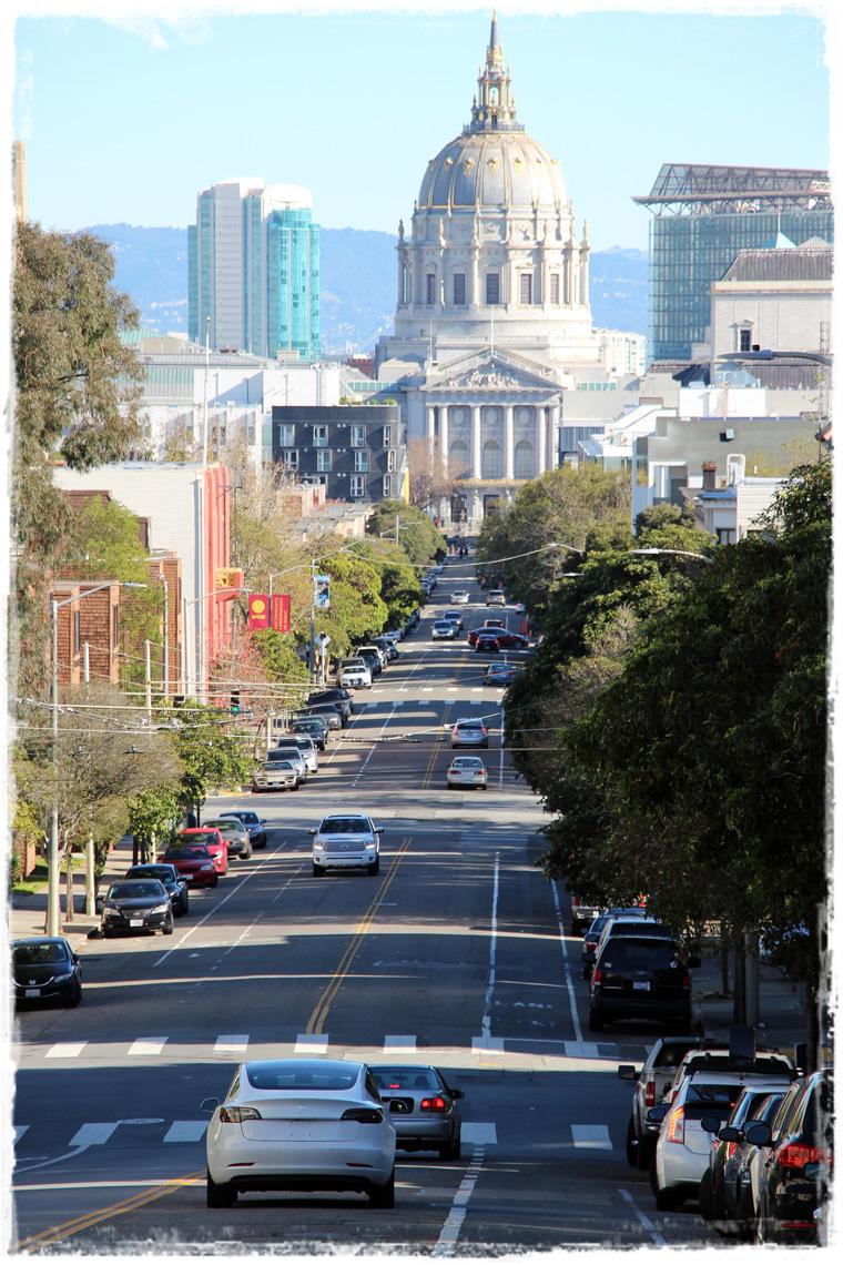 Прекрасный и ужасный. Что посмотреть в Сан-Франциско кроме БОМЖей