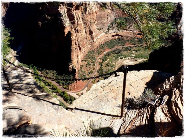 Zion National Park - он покорил нас, а мы покорили его вершины