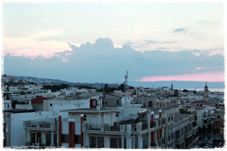 О Крите без критики и неожиданная Греция