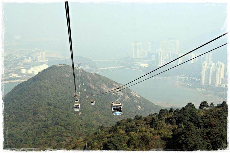Большое Азиатское путешествие: Гонконг, Сингапур, Таиланд