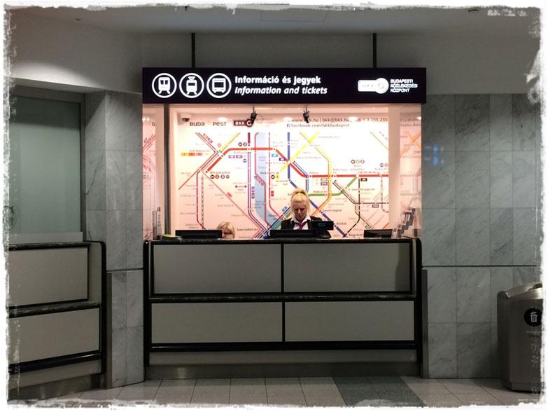 Из аэропорта Будапешта в центр города на общественном транспорте