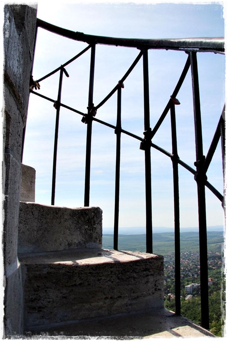 Cамая высокая точка Будапешта - Elizabeth Lookout