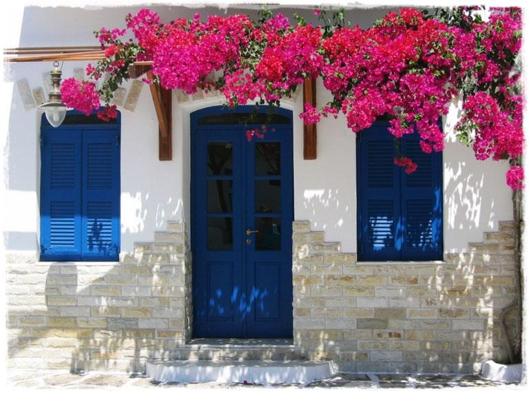 Греция - уютный уголок, где есть всё