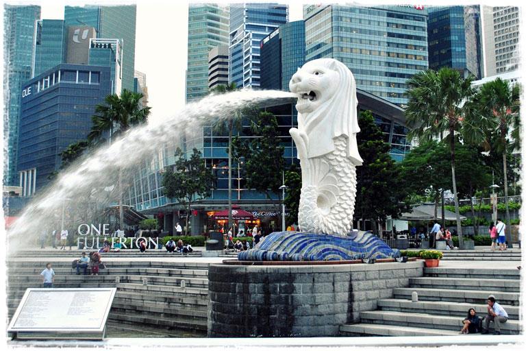 Сингапур - страна без души