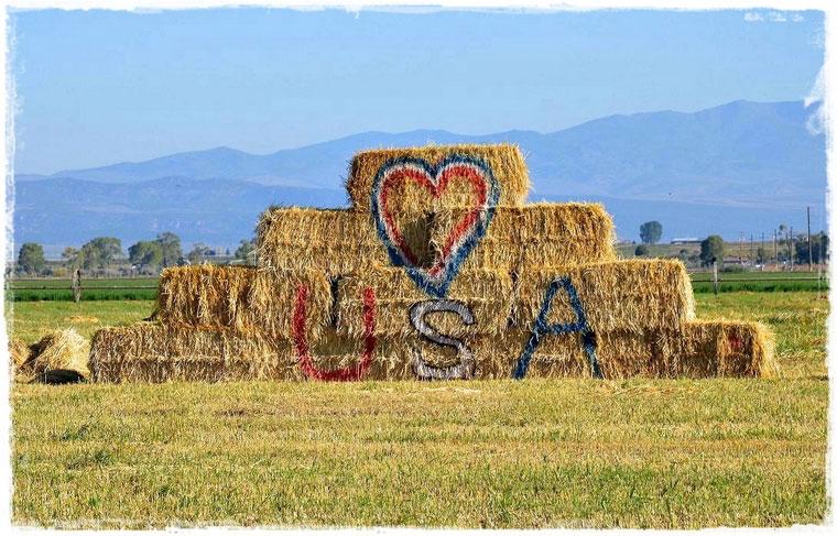 США - история большой любви