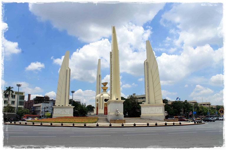 Бангкок. Парк «Древний город - Ancient Siam»