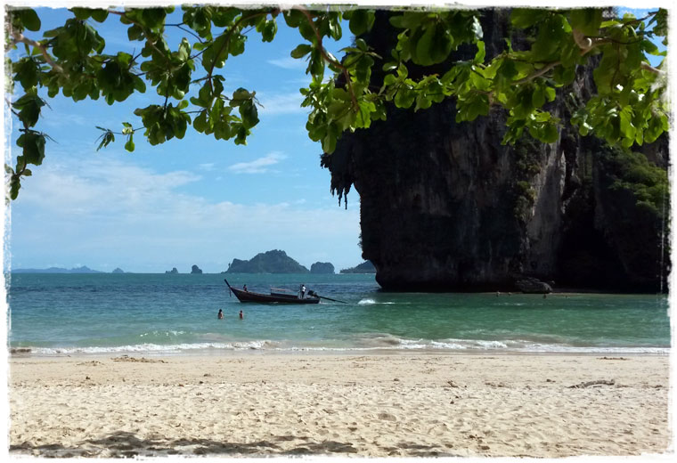 Ао-Нанг. Пляжи где не страшно