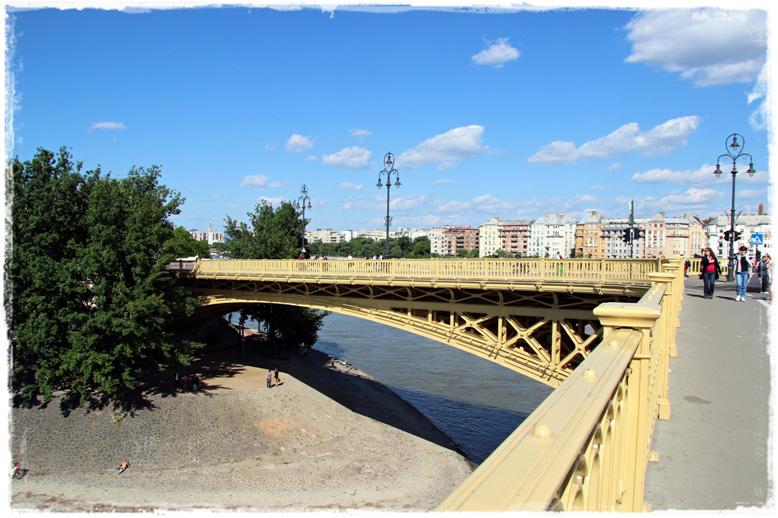 Будапешт - остров Маргариты