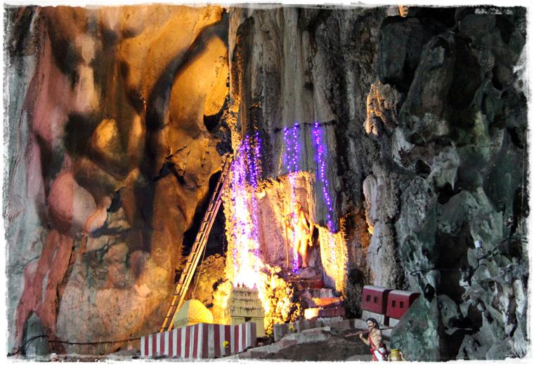 Грязища, вонища, духотища и чего еще ожидать от Пещер Бату