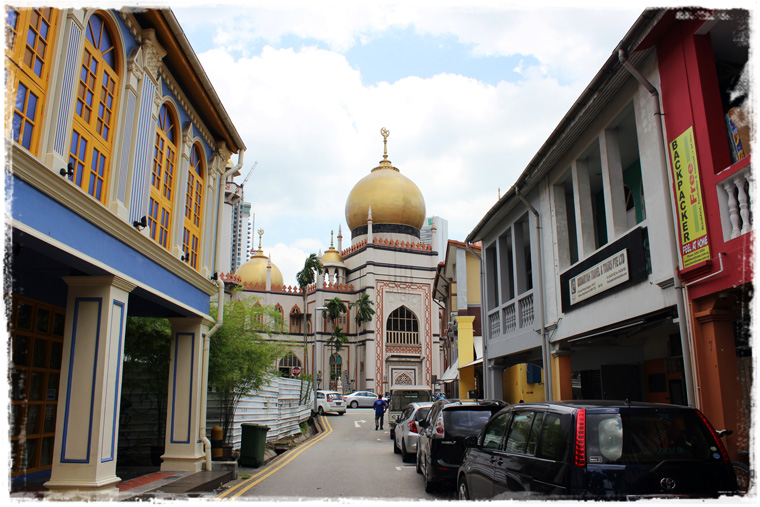 Сказание о земле Сингапурской: непримечательные достопримечательности