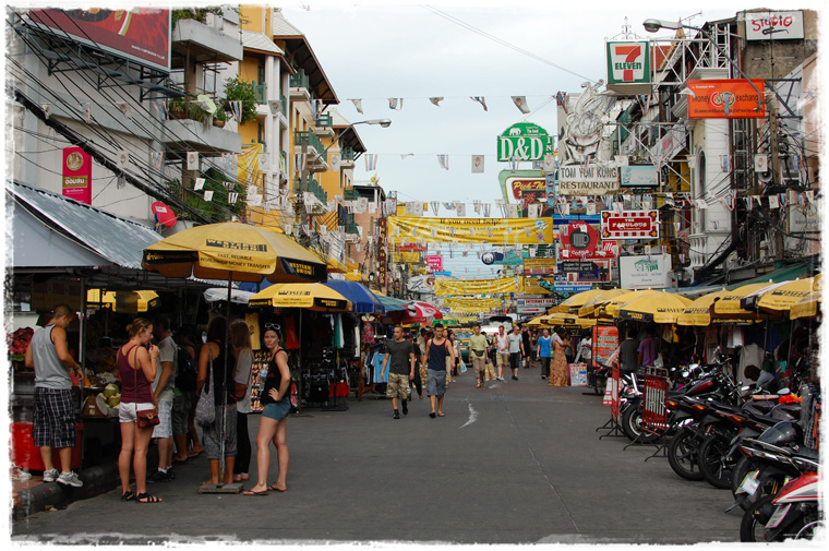 Куда НЕ стоит ходить в Бангкоке