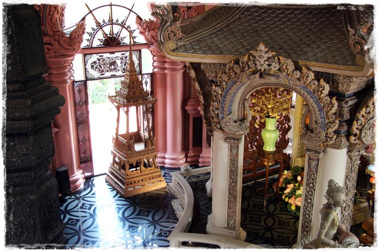 Бангкок. Erawan Museum - то ли слон, то ли музей