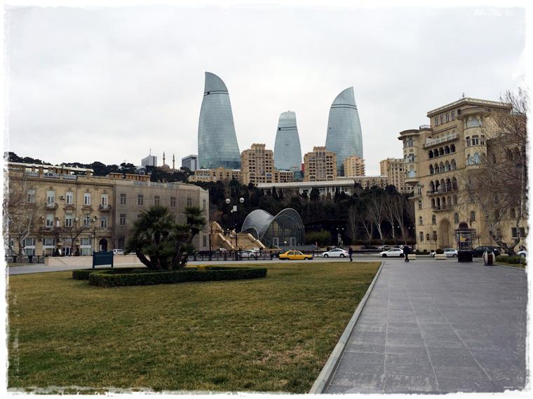 О Баку и бакинцах... с пристрастием