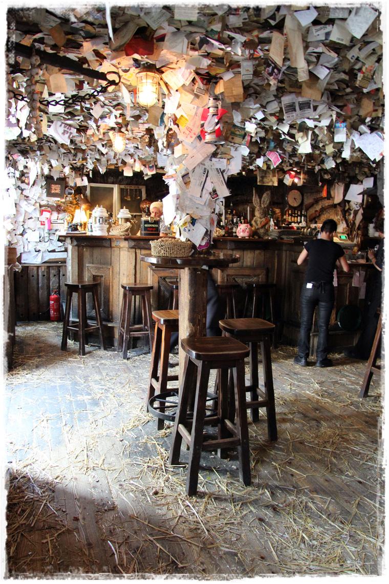Съедобный Будапешт: кафе For Sale Pub