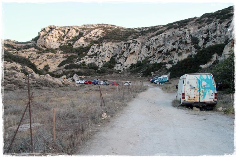 Голопопый Крит и нудистский «Красный пляж»
