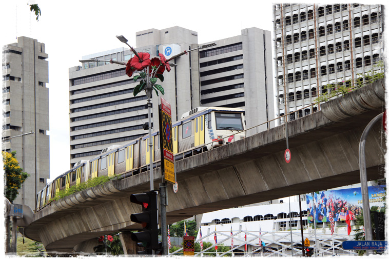Куала-Лумпур без прикрас