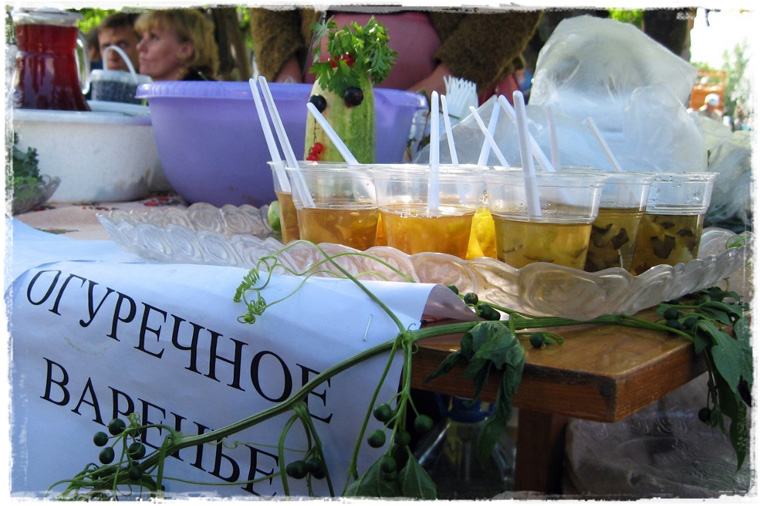 По России с любовью: Праздник Суздальского огурца
