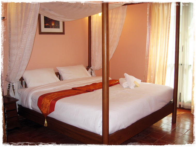 Какой отель выбрать в Бангкоке: Siamese Views Lodge