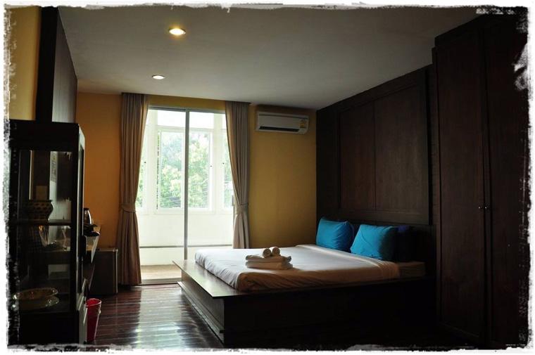 Какой отель выбрать в Бангкоке: Sabye Bangkok Hotel