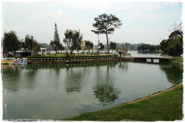 Далат. Чудесный край, где озеро встречает облака