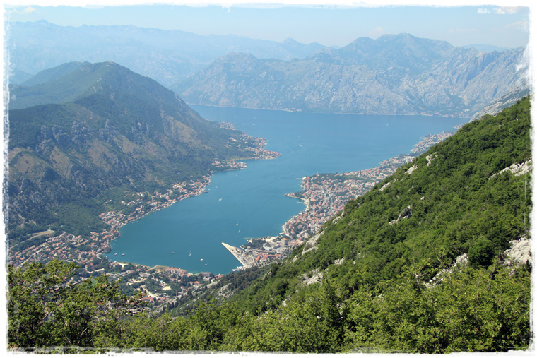 Черногория - покоренные Адриатикой