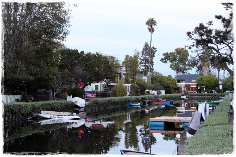 Калифорнийская Венеция или Венис Бич по-нашему