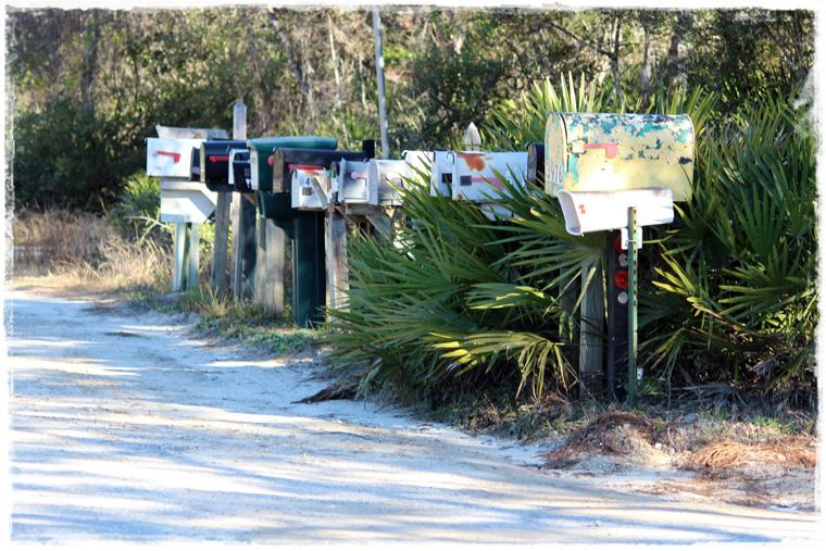 Город Апалачикола и забытый берег Флориды