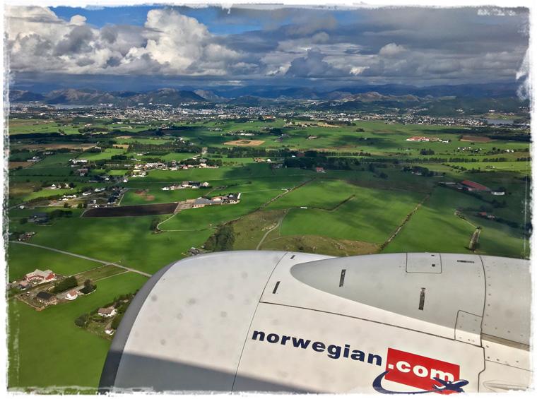 Норвежский август - ты прекрасен