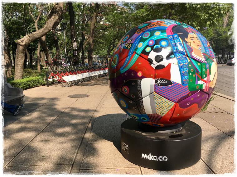 Достопримечательности Мехико. Объять необъятное за один день.