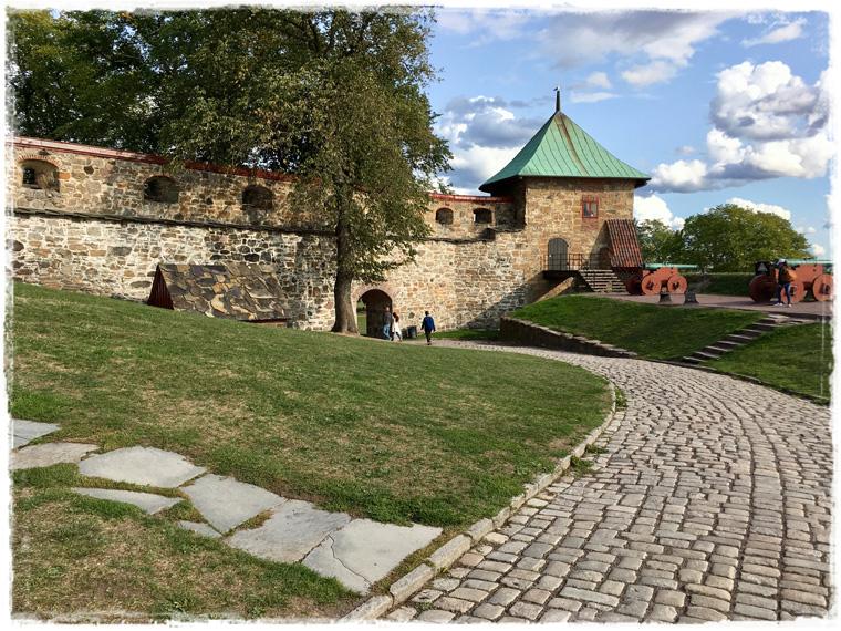 Прогулка по Осло, маршрут на один день