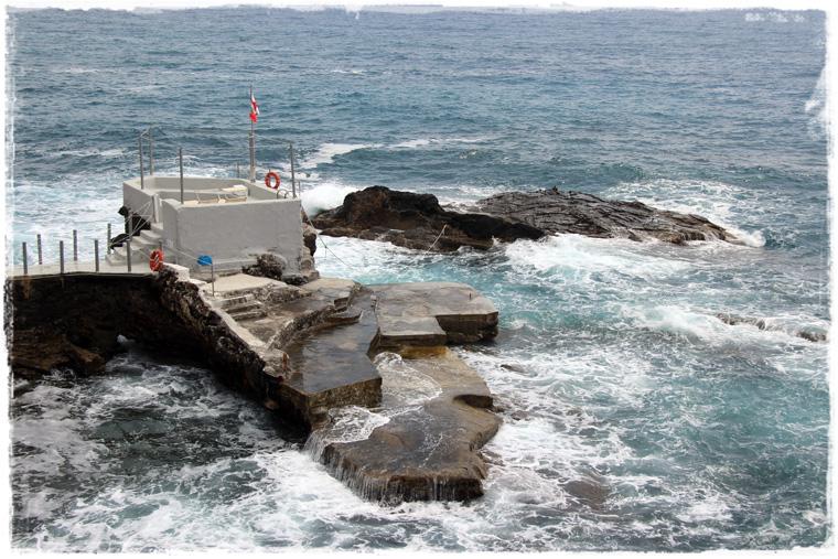 Набережная Nervi - куда сбежать из Генуи, чтобы успокоить нервы