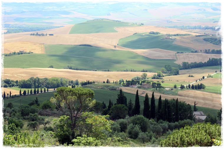 Лучшее в Тоскане: шикарные городки и неприметные луга