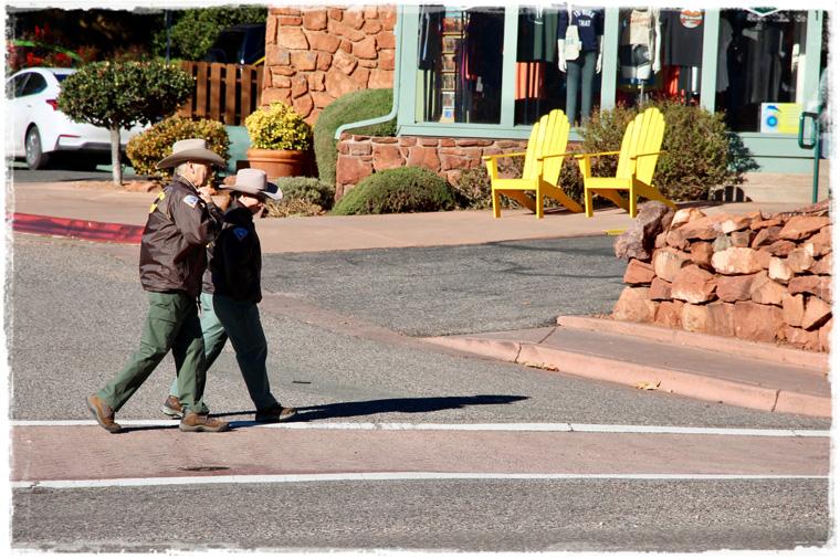Седона, Аризона - край рыжих скал и волшебных ветров