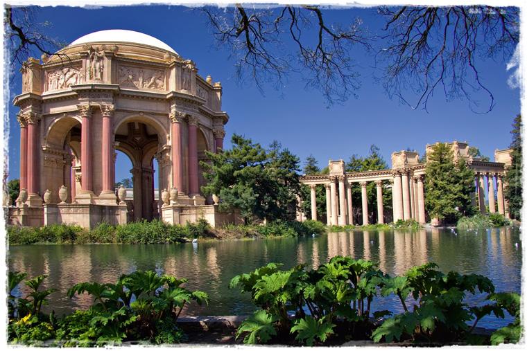 Секретные достопримечательности Сан-Франциско