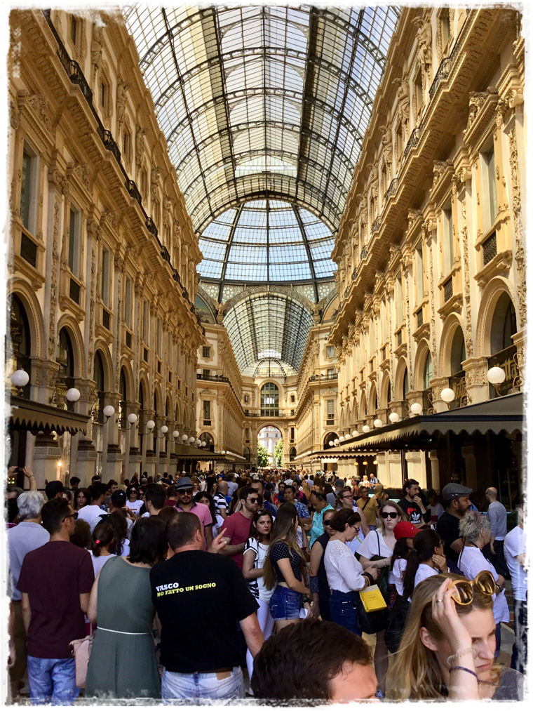 Дуомный, модный, бесподобный - что посмотреть в Милане за один день