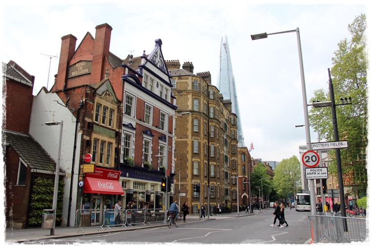 Маршрут по Лондону, что посмотреть в городе и за его пределами за 4-5 дней