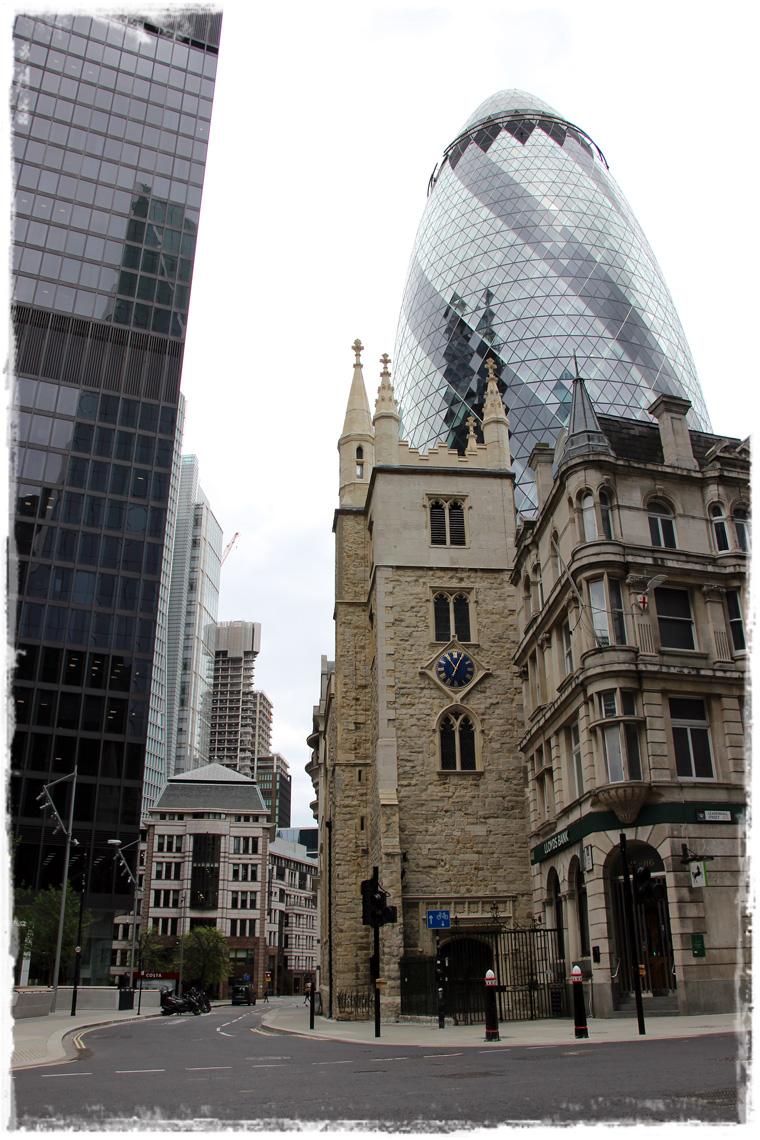 Что посмотреть в Лондоне за два дня