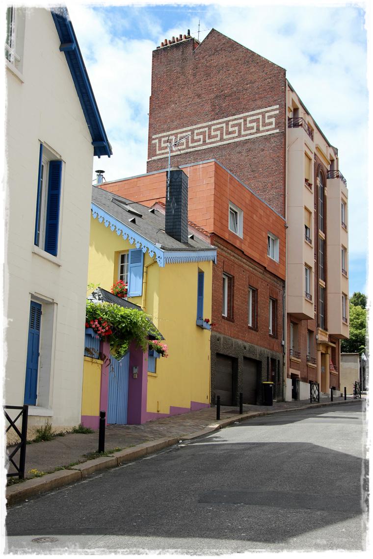 Нормандия. Гавр - бетонный и такой по-нашему родной