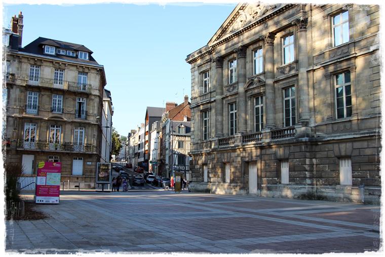 Нормандия. Руан - богатый на историю, скудный на интересности