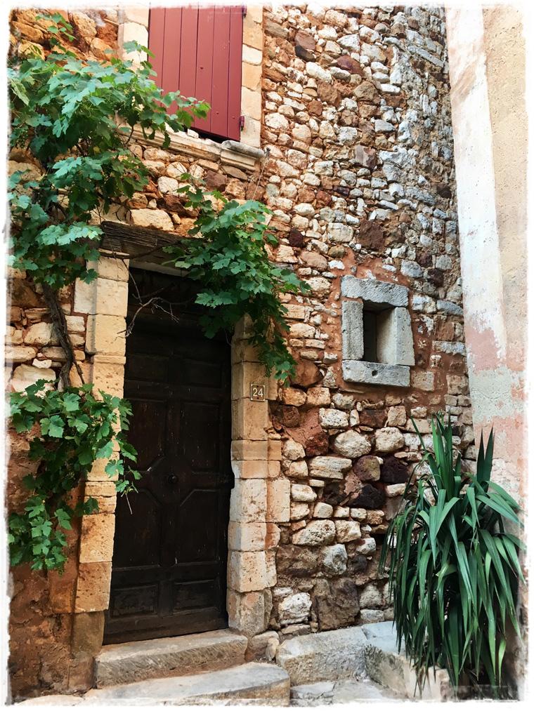 Прованс. Рыжий город Русийон и охр*нительная охра
