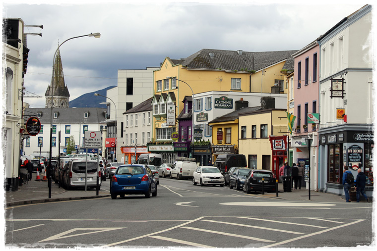 Большой маршрут по маленькой Ирландии - почти весь остров за 4 дня