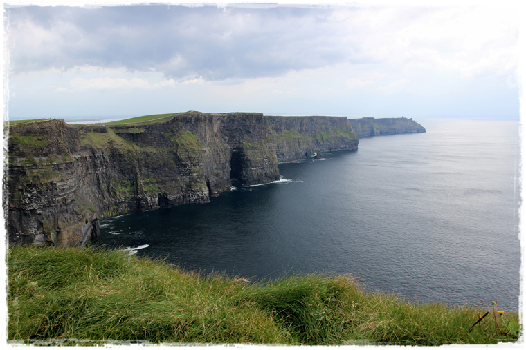 Ирландия - страна кельтов, лепреконов, счастливого клевера