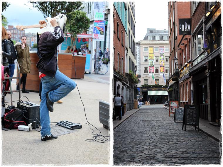 Прогулка по Дублину, что бегло осмотреть за один день