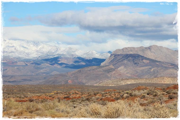 Юта. Yant Flat, Candy Cliffs - природная красота, которая сводит с ума