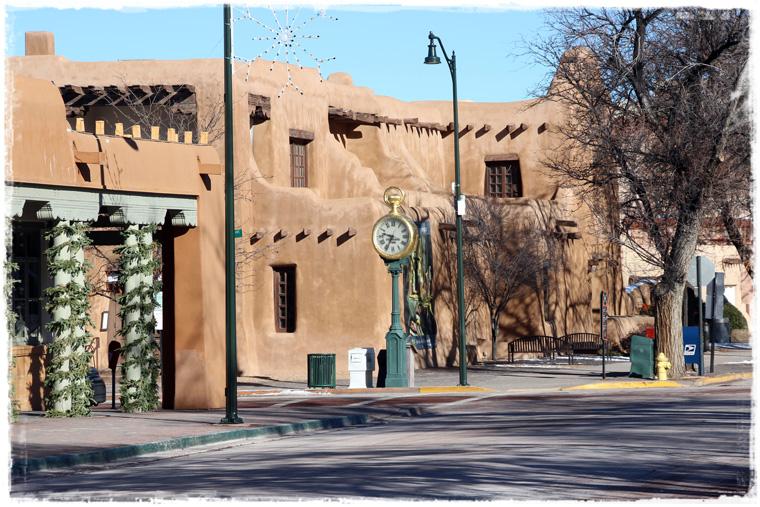 Нью-Мексико. Неординарный Санта-Фе для любителей шоколада и ценителей пуэбло