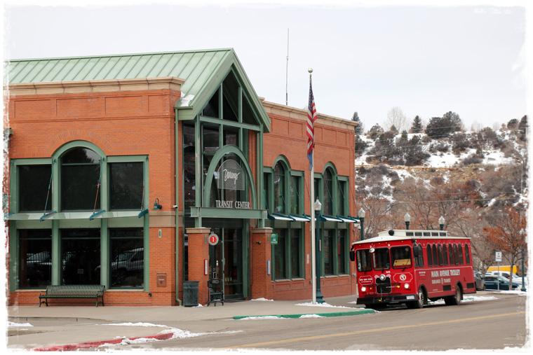 Красочный штат Колорадо: поезд в Дуранго и самая опасная дорога США - Million Dollar Highway